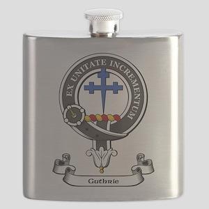 Badge-Guthrie [Forfar] Flask